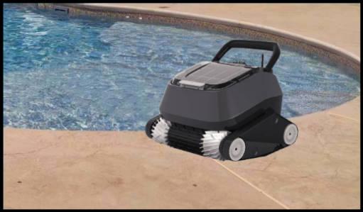 Optimum-Robotic-Pool-Cleaner