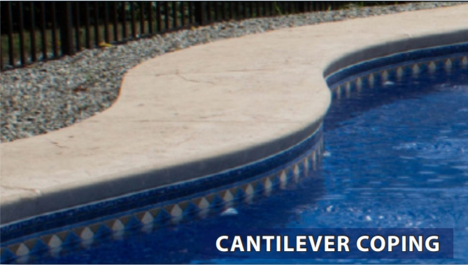 Cantilever-Coping